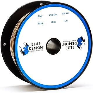 Blue Demon ERCuSi-A X .030 X 2LB Spool Welding Wire
