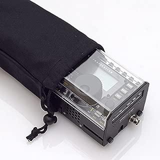 Aluminium Alloy CNC Protect Cover Case + Heatsink Kits for ELECRAFT KX3 Transceiver + Bag by Windcamp