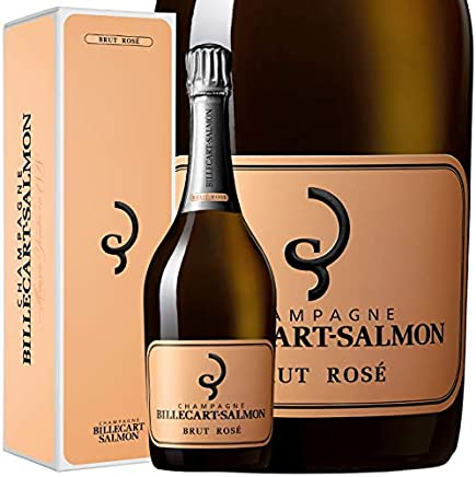 NV ブリュット ロゼ ビルカール サルモン 箱入り 正規品 シャンパン 辛口 ROSE 750ml GIFTBOX ボックス 化粧箱入りl Billecart Salmon Brut Rose NV BOX