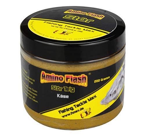 AMINO FLASH Stör Teig - Käse - Grundpreis : 29,75 €/ kg