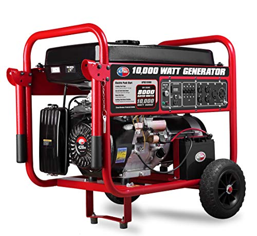 Top 10 backup generator for large home for 2020