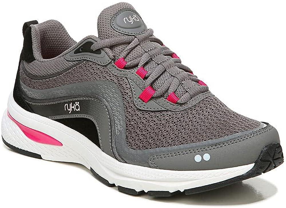 Ryka Women's Oklahoma City Mall Belong Walking Limited time sale Shoe 11 Wide Pink Grey