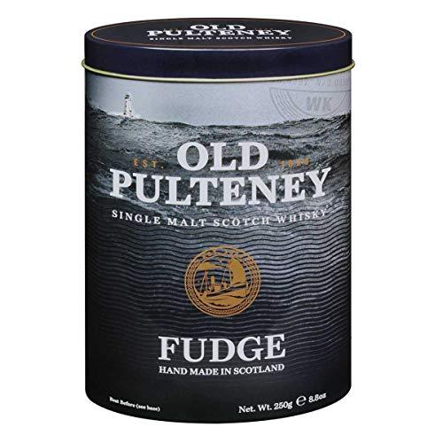Gardiner´s of Scotland Whisky Fudge Old Pulteney – 250 g – Handgemachte, weiche Whisky-Karamell-Bonbons