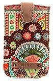 Oilily Smartphone Cases Handyhülle 8.5 cm, Cappuccino, Einheitsgröße
