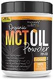 Organic MCT Oil Powder - Zero Net Carbs - No Grit Formula