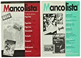 MANCOLISTA. Rivista del collezionista. Anno 1 - n. 1 - marzo 1992