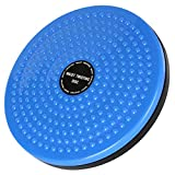 <span class='highlight'><span class='highlight'>LQMILK</span></span> Twist Waist Torsion Disc Board, Plastic Waist Twist Disc Board Balance Board Balance Cushion for Fitness Exercise Weight Loss Body Shaping