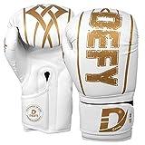 DEFY Boxing Gloves for Men &...
