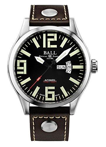 Ball Orologio da polso uomo Engineer Master II Aviator Data Giorno della...