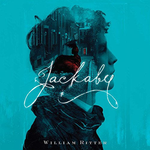 Jackaby audiobook cover art