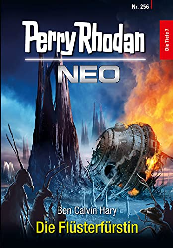 Perry Rhodan Neo 256: Die Flüsterfürstin