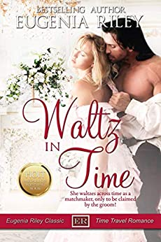 Waltz in Time by [Eugenia Riley]