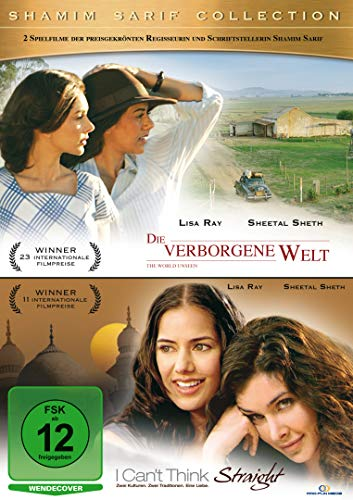 SHAMIM SARIF Collection Box (2DVD) [Die verborgene Welt + I Can't Think Straight]