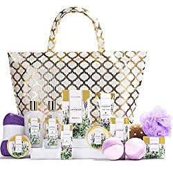 Hair-Sytlist-Gifts-Spa Gift Basket