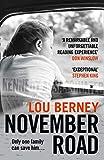 November Road - HarperCollins Publishers Ltd - 30/03/2019