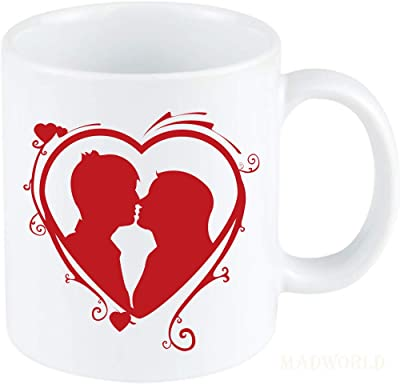 Buy Love Couples Best Beautiful Love Quotes Printed White Coffee Milk Mug Best Gift For Birthday For Friends Girlfriend Valentine Day Online At Low Prices In India Amazon In
