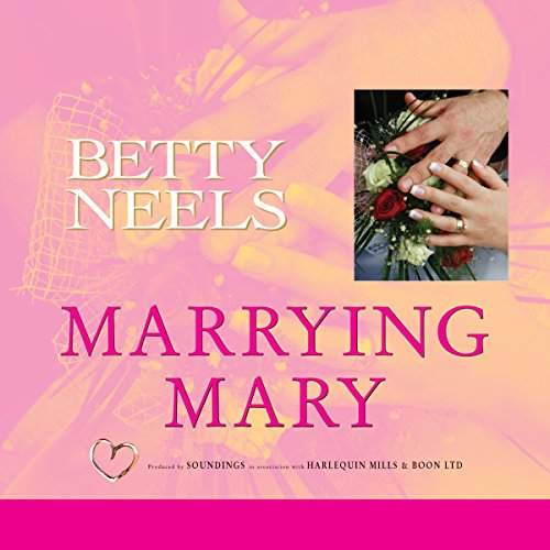 Marrying Mary audiobook cover art
