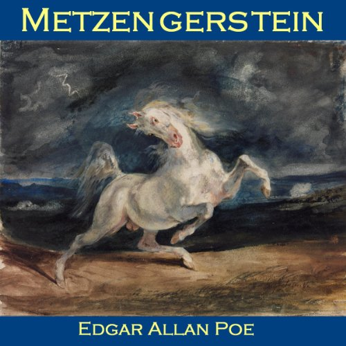 Metzengerstein audiobook cover art