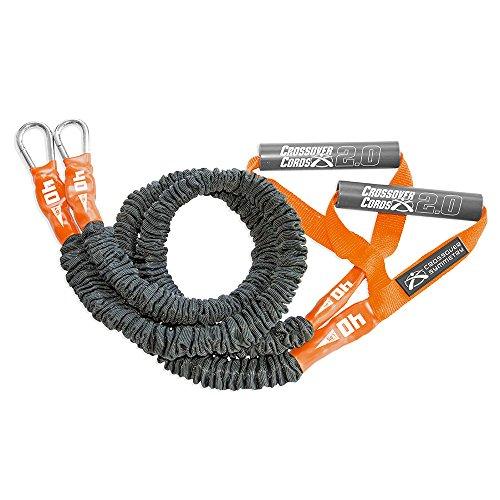 Crossover Symmetry Die Bronco 40 lbs Schulterwiderstands- / Übungsbänder - zum Aufwärmen, Armtraining, Schulterübungen oder körperliche