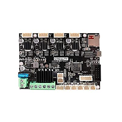 Creality Upgraded Ender 3 V4.2.7 Silent Motherboard 32 Bit Silent Board with TMC2225 Drive, Compatible with Ender 3 Pro, Ender 3 V2, Ender 5 and Ender 5 Pro 3D Printer