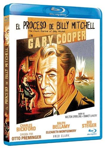 El Proceso de Billy Mitchell [Blu-ray]
