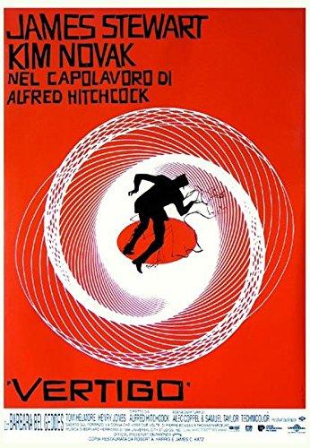 Close Up Vertigo Poster (68,5cm x 99,5cm) + 1 Traumstrand Poster Insel Bora Bora zusätzlich