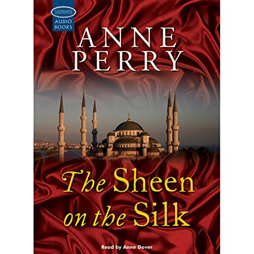 The Sheen on the Silk audiobook cover art