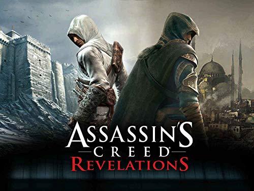 CUNZAI Juguetes de Puzzle de 1000 Piezas para Adultos,Póster Portada de Assassin'S Creed,Juegos de Puzzle de Bricolaje Rompecabezas de descompresión Decoración de Regalo Creativa