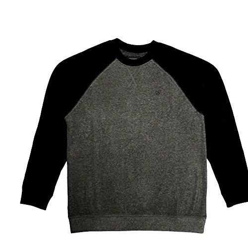 Brixton Smith Sweatshirt Heather Black