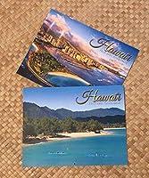ハワイのカレンダー2021 2枚セット
