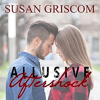 Allusive Aftershock audiobook cover art
