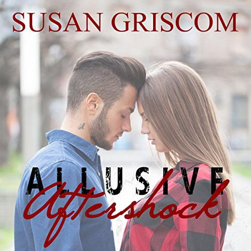 Allusive Aftershock audiobook cover art