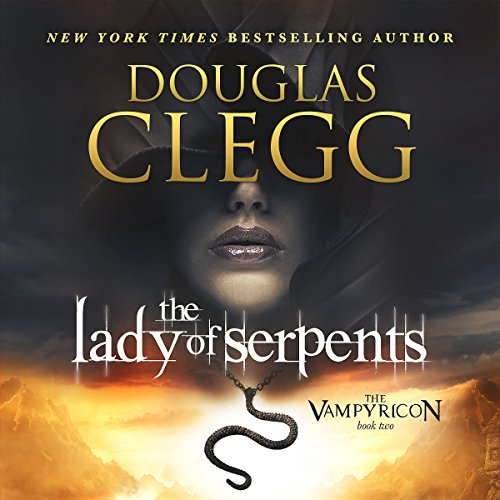 The Lady of Serpents audiobook cover art
