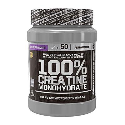 Nutrytec Sport Creatine Monohydrate Powder Mix by Nutrytec