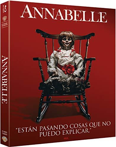 Annabelle Blu-Ray - Iconic [Blu-ray]