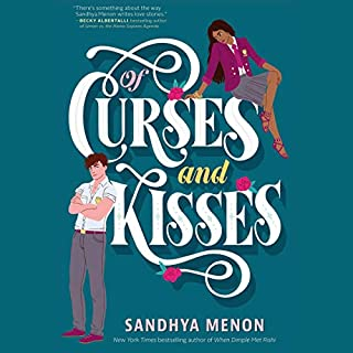 Of Curses and Kisses audiobook cover art