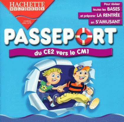 Passeport CE2/CM1