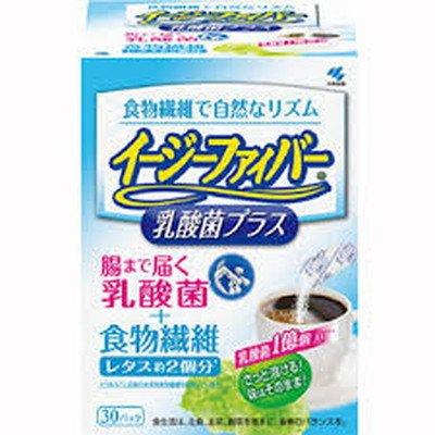 小林製薬 イージーファイバー乳酸菌プラス 30パック【2個セット】