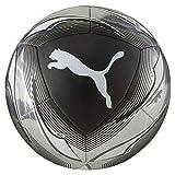 PUMA Valencia CF Temporada 2020/21-PUMA Icon Ball Black White Balón de Fútbol, Unisex, Negro (Negro), 5
