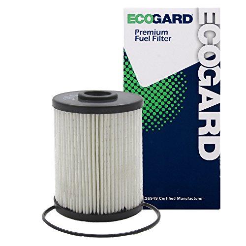 ECOGARD XF56097 Premium Diesel Fuel Filter Fits Dodge Ram 2500 5.9L DIESEL 2000-2009, Ram 3500 5.9L DIESEL 2000-2007