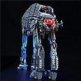 SESAY Juego de iluminación LED para Lego Star Wars Heavy Assault Walker compatible con Lego 75189 (sin set Lego)