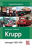 Krupp : Lastwagen 1919 - 1968