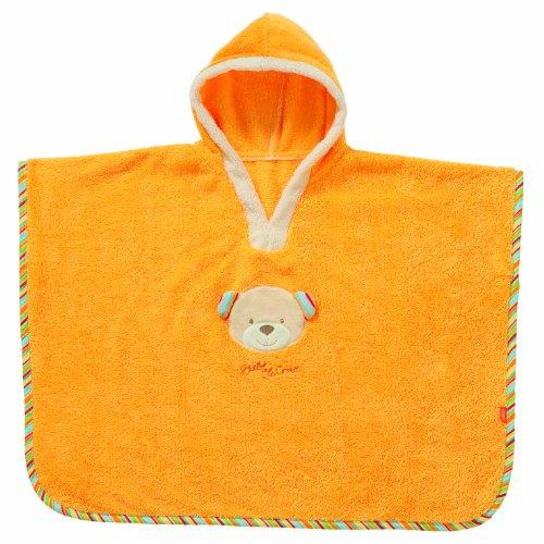 Baby Fehn Teddy Poncho serviette