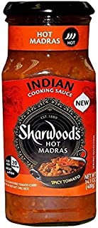 sharwoods madras cooking sauce
