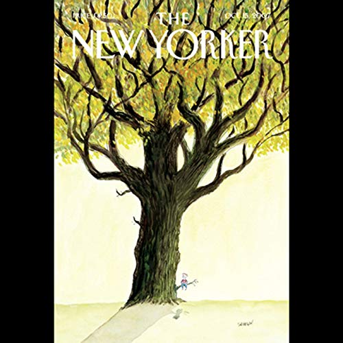 The New Yorker (October 15, 2007)                   By:                                                                                                                                 Hendrik Hertzberg,                                                                                        Ben McGrath,                                                                                        Mark Singer,                   and others                          Narrated by:                                                                                                                                 Todd Mundt                      Length: 1 hr and 32 mins     4 ratings     Overall 3.5