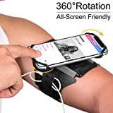 VUP Universal Running Armband, 180° Rotatable Arm Band