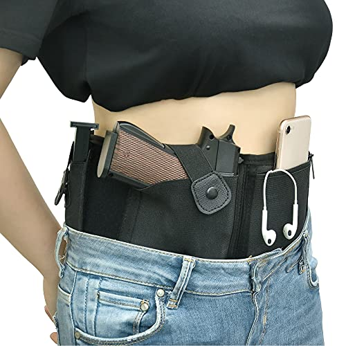 PAKITE Belly Band Holsters for Concealed Carry - Gun Holster...