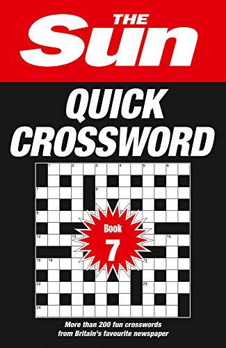 Sun Quick Crossword Book 7 (Sun Quiz Books)