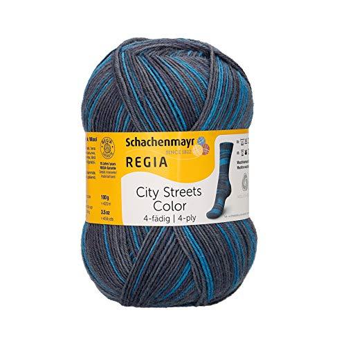Regia Handstrickgarne Schachenmayr 4-fã¤dig Color, 100g Midtown