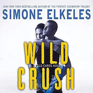 Wild Crush audiobook cover art